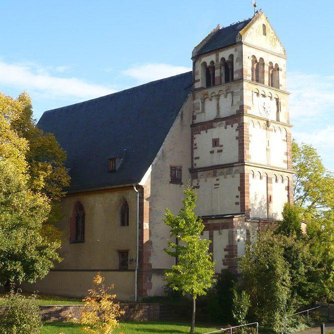 Bergkirche Worms-Hochheim